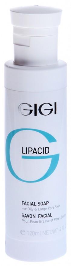 GIGI Мыло жидкое для лица / Facial Soap LIPACID 120 мл