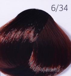 WELLA PROFESSIONALS 6/34 краска оттеночная для волос, темно-золотистый медный / COLOR FRESH ACID