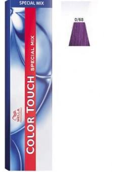 WELLA PROFESSIONALS 0/68 краска для волос, магический аметист / Color Touch 60 мл