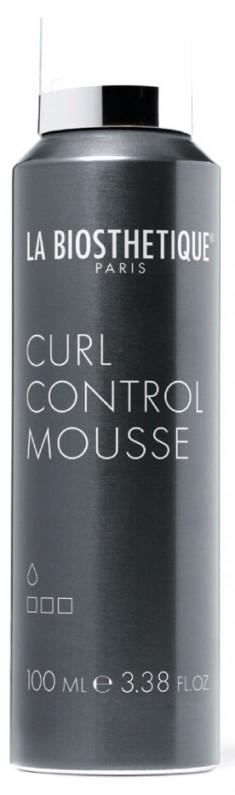 LA BIOSTHETIQUE Пенка гелевая для вьющихся волос / Curl Control Mousse BASE 100 мл