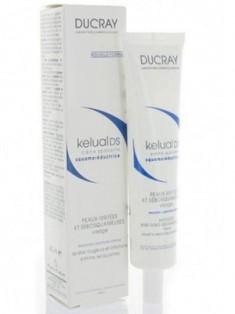Ducray Kelual DS Крем смягчающий для устранения шелушения кераторедуктор 40 мл