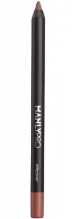Карандаш для губ MANLY PRO L102 Сила Воли / Willpower 6,1г