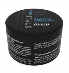 OLLIN PROFESSIONAL Стайлинг-паста средней фиксации / OLLIN STYLE Elastic 65 г