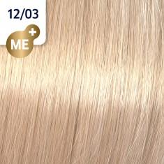 WELLA PROFESSIONALS 12/03 краска для волос, чайная роза / Koleston M+ 60 мл