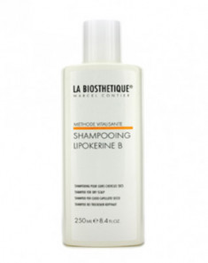 Шампунь для сухой кожи головы La Biosthetique Vitalisante Lipokerine B Shampoo For Dry Scalp 250мл