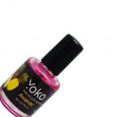 Yoko, масло для кутикулы, ананас, 15 мл