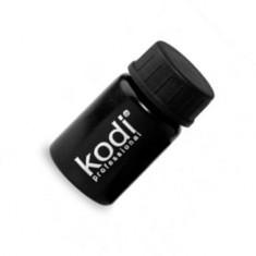 Kodi, гель-краска, №127, серебро, 4 мл