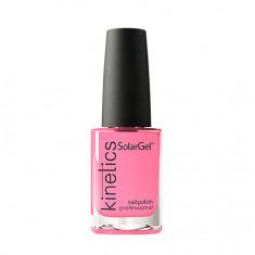 Kinetics, Лак для ногтей SolarGel №423, Unfollow pink