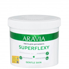 ARAVIA Паста для шугаринга Средняя пластичная / SUPERFLEXY Gentle Skin 750 г