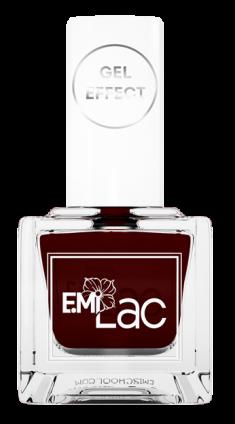 E.MI 026 лак ультрастойкий для ногтей, Сумерки / E.MiLac Gel Effect 9 мл