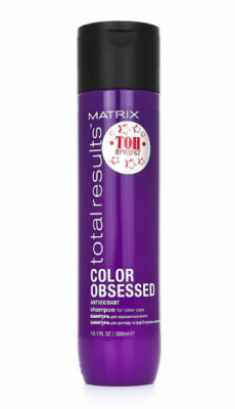 Шампунь с антиоксидантами Matrix Total results Color Obsessed antioxidants 300мл