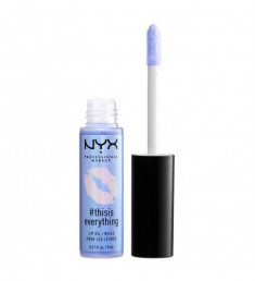 NYX PROFESSIONAL MAKEUP Масло для губ #thisiseverything Lip Oil - Sheer Lavender