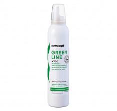 CONCEPT Мусс активный восстанавливающий на хлебных отрубях для волос и кожи / GREEN LINE 250 мл