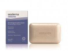 SESDERMA Мыло твердое дерматологическое для лица / HIDRAVEN Dermatological Soapless Soap 100 г