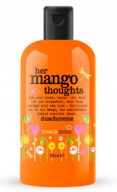 Гель для душа задумчивое манго Treaclemoon Her Mango Thoughts Bath & Shower Gel 500 мл