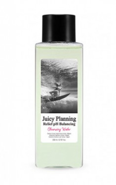 Средство для снятия макияжа для чувствительной кожи A'PIEU Juicy Planning Relief PH Balancing Cleansing Water 200мл
