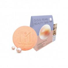 мыло туалетное твердое may island g.g.g pearl beauty bar