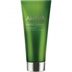 Минеральный гель для очистки кожи и придания ей сияния Ahava Mineral Radiance 100 мл