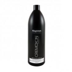 Кремообразная окислительная эмульсия «Hyaluronic Cremoxon» 9% с гиалуроновой кислотой, 1000 мл (Kapous Professional)