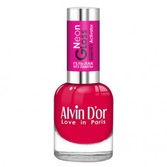Alvin D'or, Лак-гель Neon Gloss №06