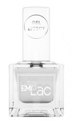 E.MI 059 лак ультрастойкий для ногтей, Белый шепот / Gel Effect 9 мл