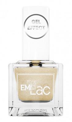 E.MI 069 лак ультрастойкий для ногтей, Золотая дива / Gel Effect 9 мл