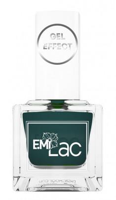 E.MI 080 лак ультрастойкий для ногтей, Зеленый ультрамарин / Gel Effect 9 мл