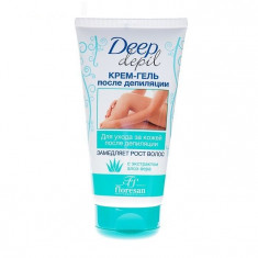 Флоресан Deep depil Крем-гель после депиляции замедляющий рост волос 150мл Floresan