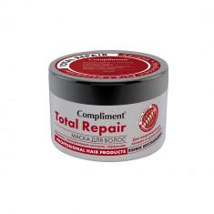 Compliment Маска Total Repair с кератином для поврежденных ломких и сухих волос Полное восстановление 500мл