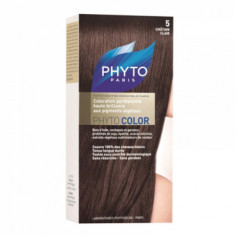Краска для волос PHYTOSOLBA Phyto Color 5 Светлый Шатен