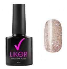 RUNAIL 4634 гель-лак для ногтей / Liker 9 мл