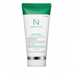 Amplen Purifying Shot Cream cleanser Нежный очищающий крем-сливки 150мл AMPLE:N