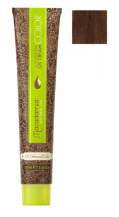 Краска для волос Macadamia Oil Cream Color 6.3 ТЕМНЫЙ ЗОЛОТИСТЫЙ БЛОНДИН 100мл