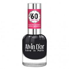 Alvin D'or, Лак «60 секунд» №33