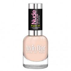 Alvin D'or, Лак-гель Nude №07