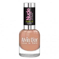Alvin D'or, Лак-гель Nude №10