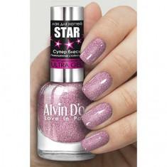 Alvin D'or, Лак Star №6130